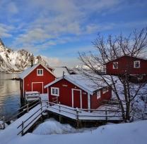 Svinoya Rorbuer - Lofoten Islands