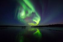 Nellim Northern Lights