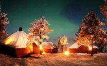 Northern Lights - Malangen Norway