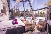 Santa's Hotel Aurora - Glass Igloos