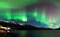Northern Lights - Vesteralen Norway