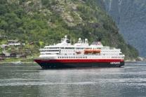 Hurtigruten Classic  Day Tour Brochure