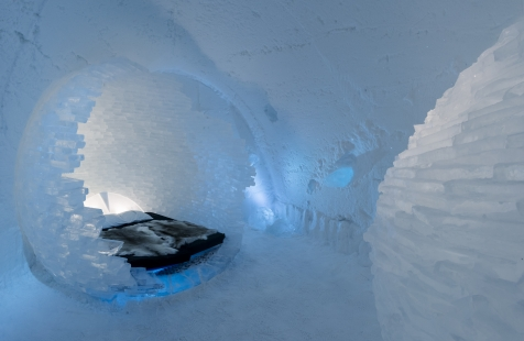 Sweet Dreams At The ICEHOTEL