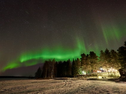 Experience The Northern Lights
