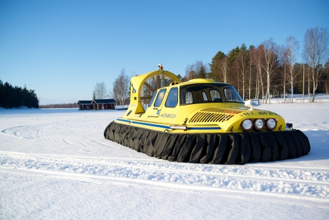 Hovercraft Tours - Brandon Lodge