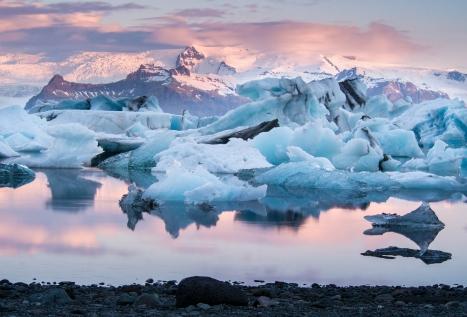 The Great Glacier Lagoon