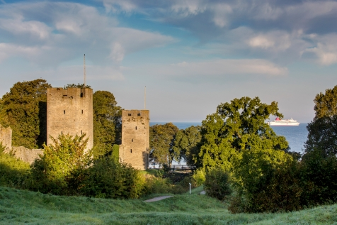Visit The Medieval Defensive Wall
