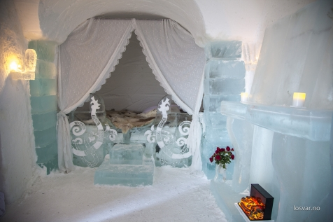 Why not enjoy a Suite at the Igloo Hotel?