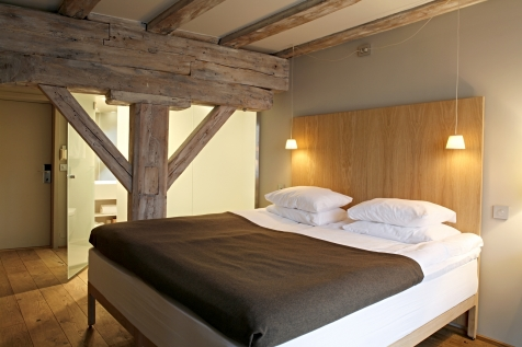 Located In The Heart Of Alesund