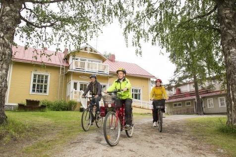 Explore Finland By Bike