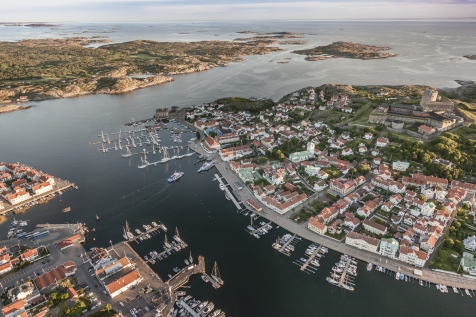 Marstrand - Situated On Two Islands
