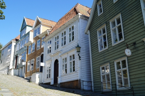 The Streets Of Bergen