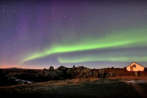 Go In Search Of The Aurora Borealis