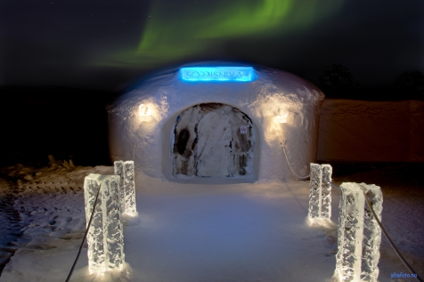 Boutique Style Igloo Hotel