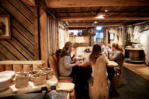 Stay At The Rustic Trapper's Style Hotel