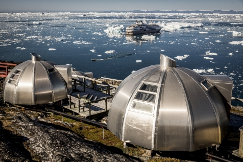 Stay In An Igloo At The Hotel Arctic