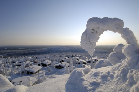 Magical Views In Lapland