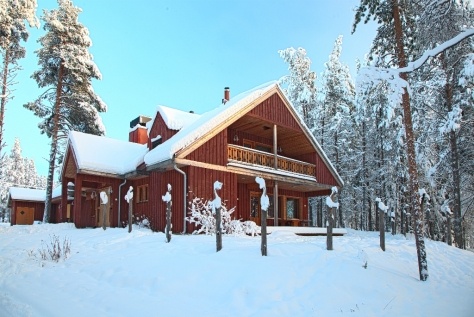 Torassieppi Reindeer Farm