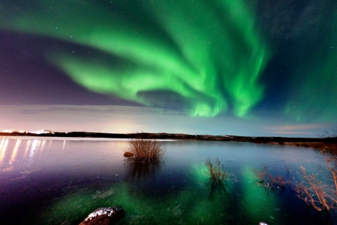 Search For The Northern Lights