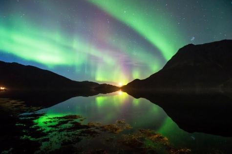 Spectacular September Auroras
