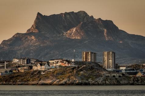 Nuuk - The Capital City