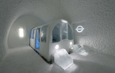 The World Famous ICEHOTEL