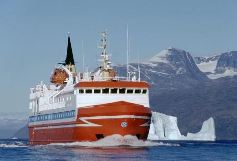 Passenger Ship 'Sarfaq Ittuk'