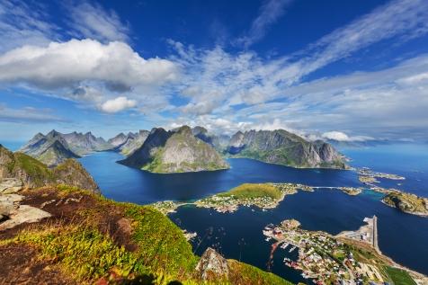 Unique Archipelagos