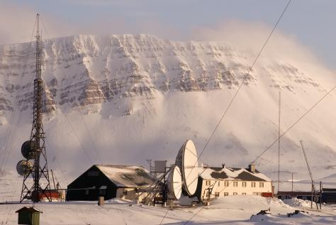 Unique Accommodation In Spitsbergen