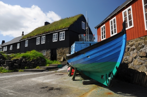 Boat & Turf Houses