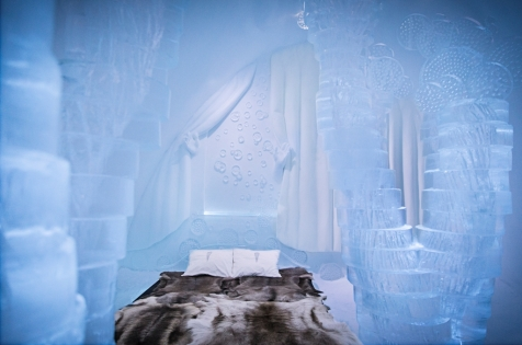 Sleep In The Famous ICEHOTEL