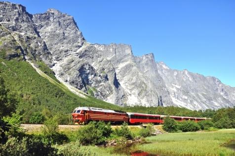Travel Through Magnificent Nature
