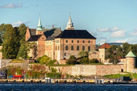Akershus FortressBy Oslo Harbour