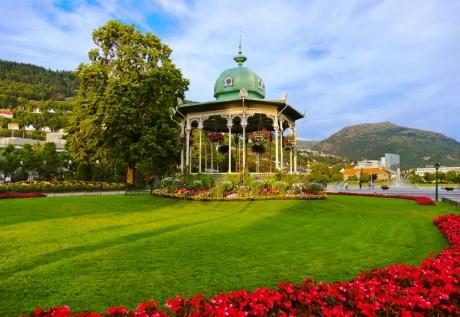 Cityscape & Architecture Of Bergen
