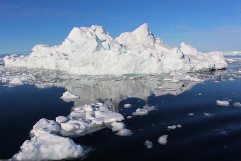Wild Ice Of Ilulissat Ice Fjord