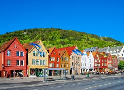 Summer In Bergen