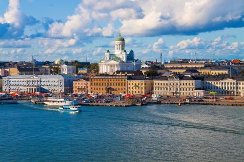 Summer In Helsinki