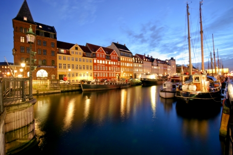 Nyhavn A 17th Century Waterfront