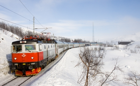 Arctic Circle Train