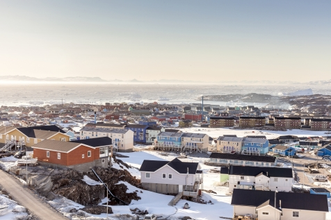 Winter Views Over Ilulissat