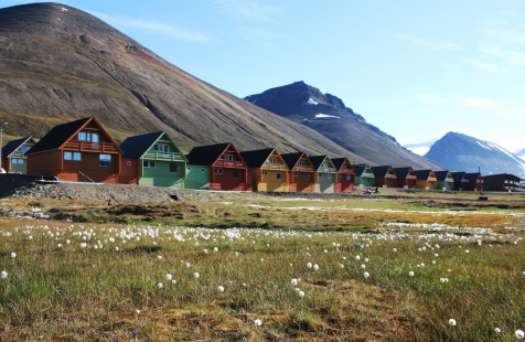 The World's Northernmost City