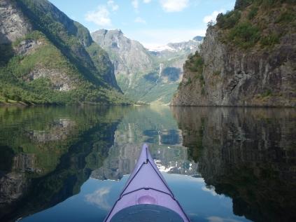 The Narrow Fjord