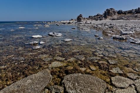 A Small Baltic Sea Island