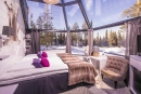 Arctic View Glass Igloos