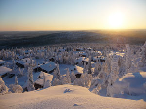 Iso Syote Lapland