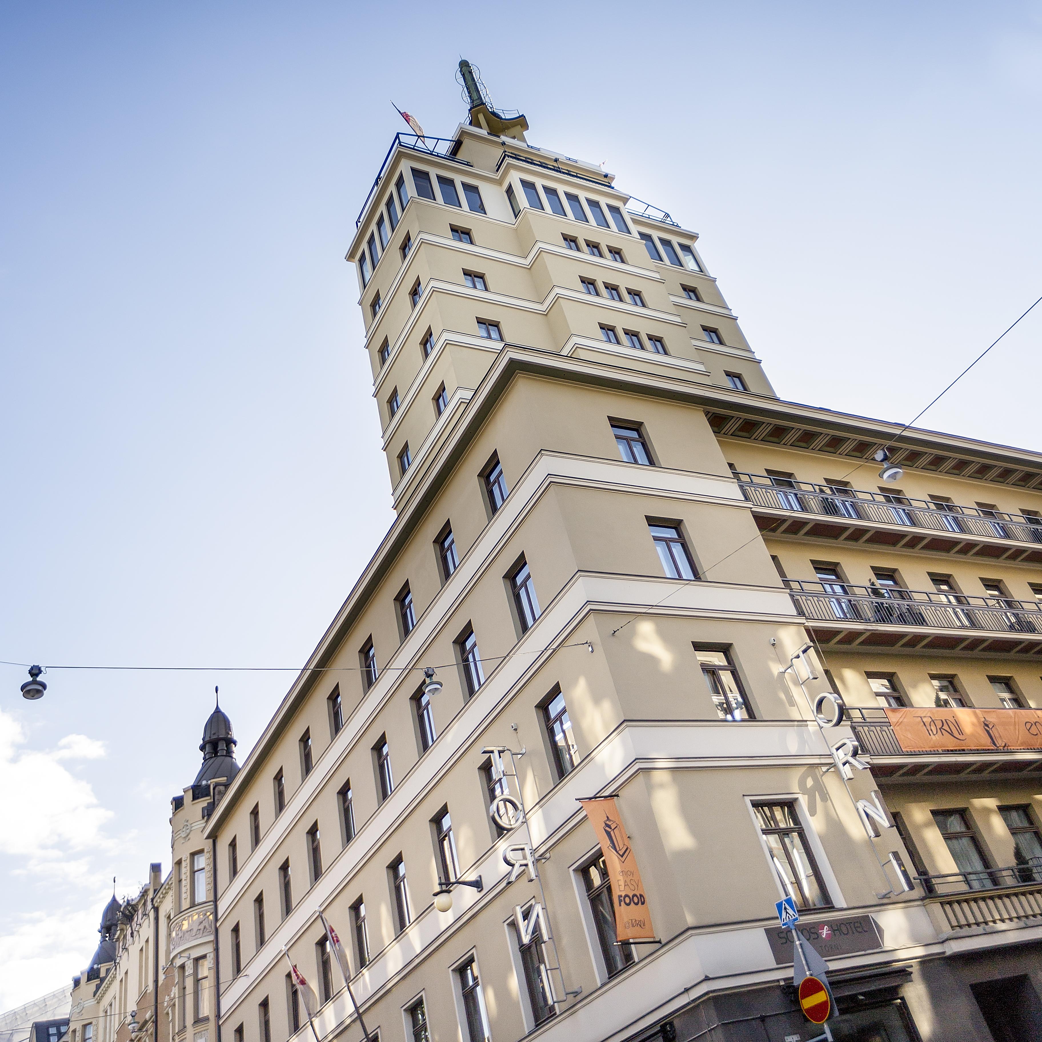 Sokos Hotel Torni Nordic Experience