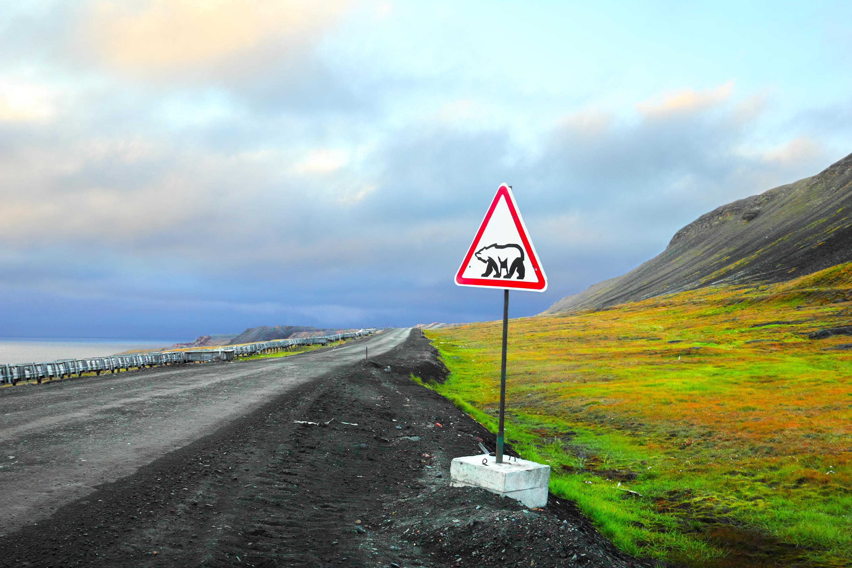 Spitsbergen archipelago