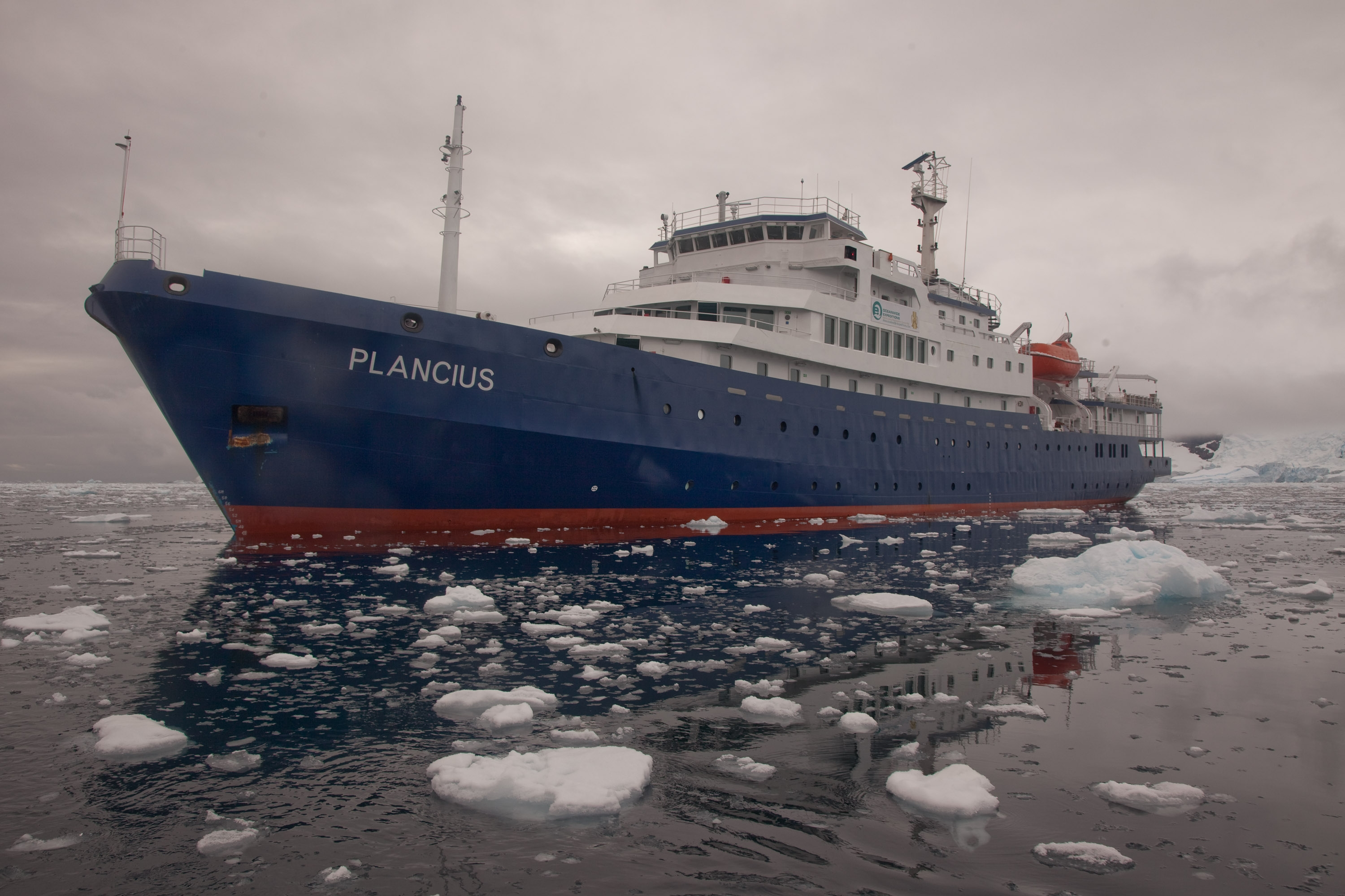 The Plancius Spitsbergen Expedition Cruise