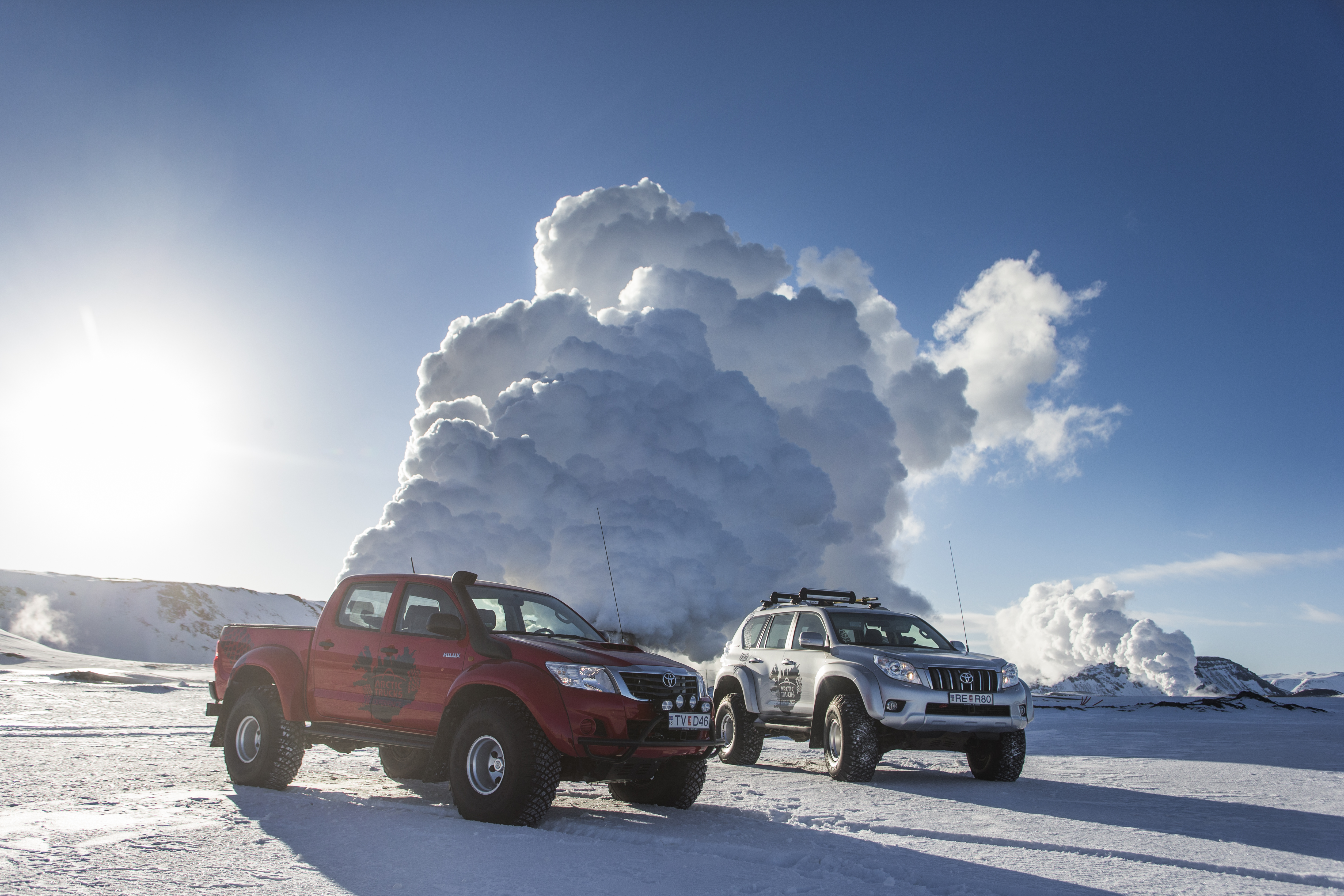 Guided Self Drive Tour Nordic Experience