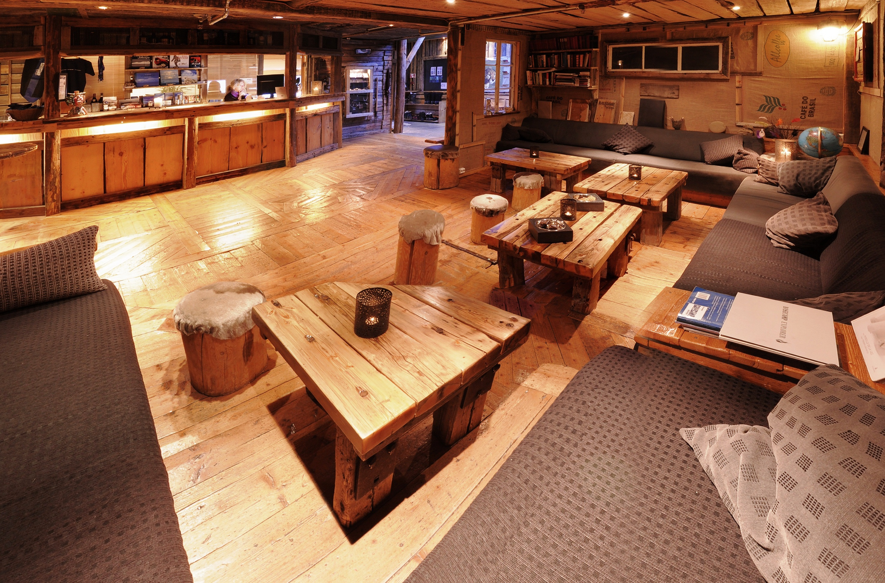 Basecamp Trappers Lodge